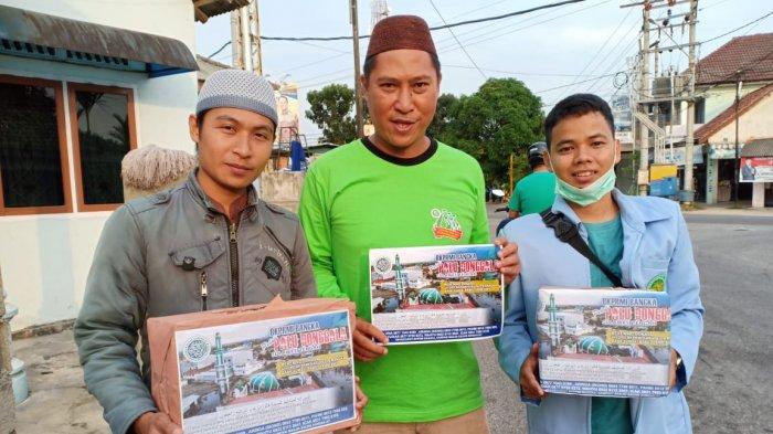 BKPRMI Bangka Salurkan Rp 96,4 Juta Dana Donasi Korban Gempa Palu dan Donggala