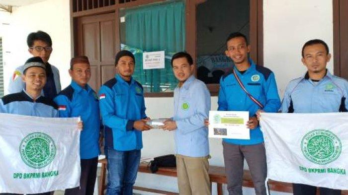 BKPRMI Kabupaten Bangka Buka Posko Peduli Lombok