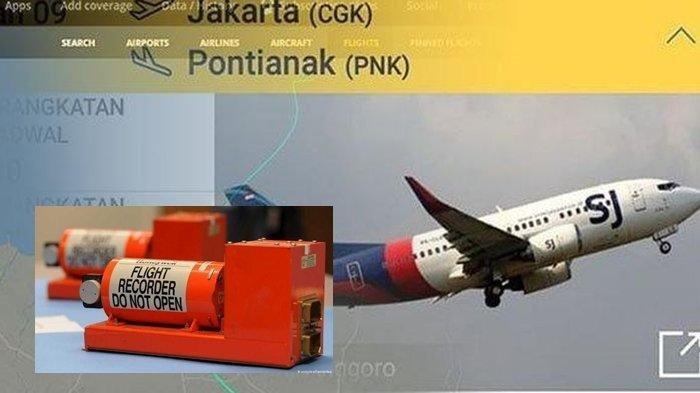 Sriwijaya Air SJ 182 Diduga Hendak Berpindah Jalur dan Ada 'Disorientasi'