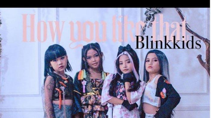 Bocah-bocah Asal Sukabumi Menang Kontes Dance BLACKPINK 'How You Like That'