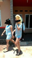 BNN Bangka Ciduk Perempuan Penghuni Kontrakan di Gang Merbabu dan Perbakin
