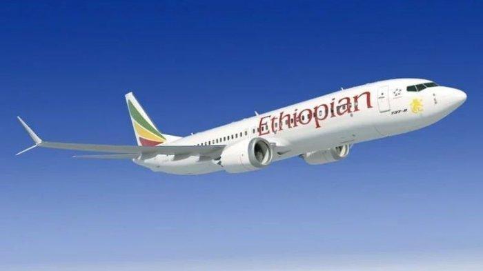 Fakta Horor Boeing 737 Max 8, Mirip Lion Air JT610, Pesawat Ethiopia Airlines Menukik 900 Km/jam