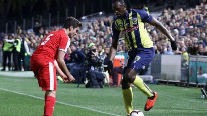 Usain Bolt Tinggalkan Dunia Olahraga, Setelah Atlet Lari kini Sepak Bola, Yuk Tonton Lagi Gol-golnya