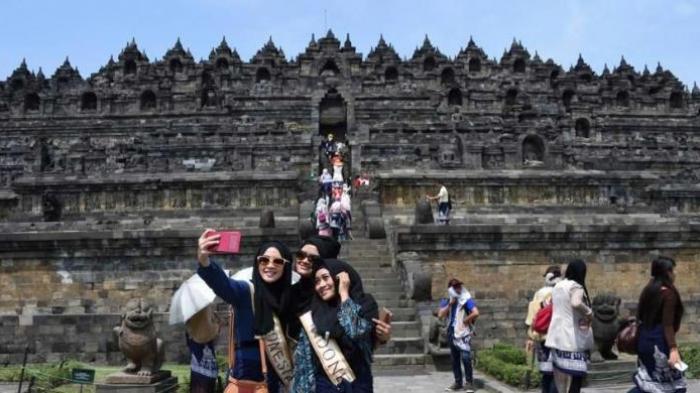 Misteri Candi Borobudur yang Belum Banyak Diketahui Ternyata Bisa Jadi Jam Raksasa