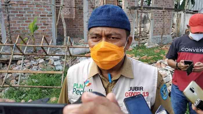 Juru Bicara Gugus Tugas Penanganan Covid-19 Kabupaten Bangka Boy Yandra
