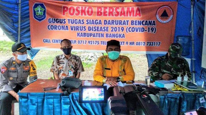 BREAKING NEWS: Kabupaten Bangka Umumkan Tambah 3 Pasien Terinfeksi Positif Corona, Total 16 Orang