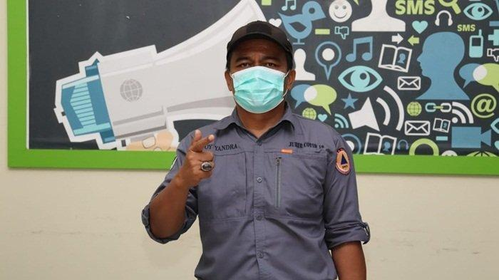 Gugus Covid-19 Bangka Ambil Swab 7 Orang, Satu dari Palembang Dikarantina di Balai Diklat Pemprov