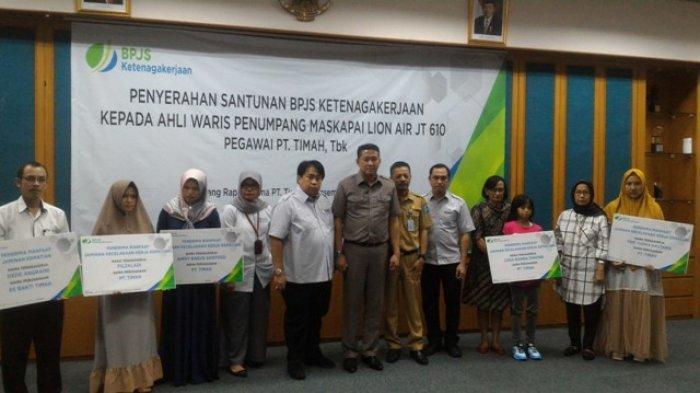 4 Ahli waris Keluarga Pegawai PT Timah yang Terima Jaminan Sosial dari BPJS Ketenagakerjaan