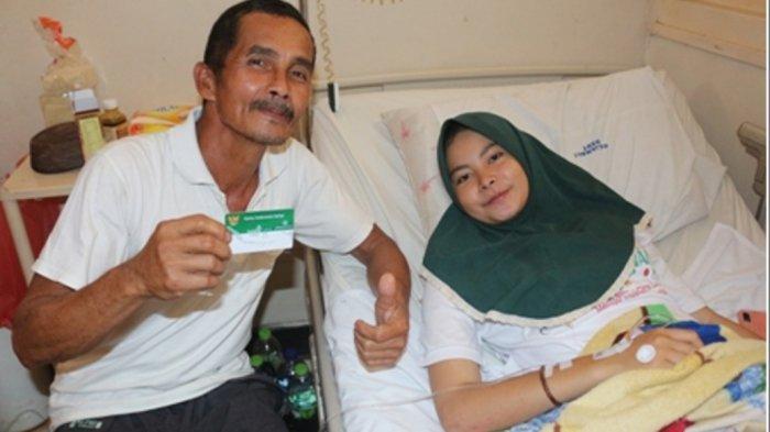 Siti Lawan Demam Berdarah Dengue Bersama JKN-KIS