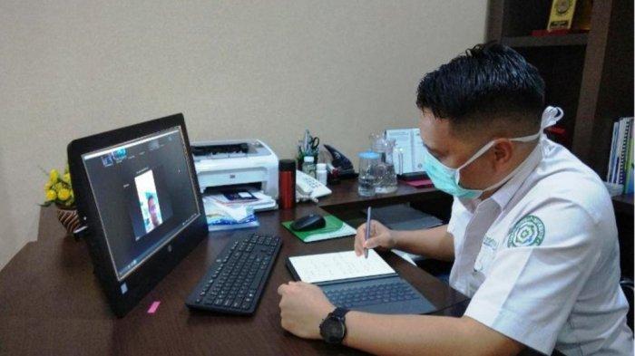 Meski Physical Distancing, BPJS Kesehatan dan Stakeholder Tetep Terhubung Melalui Video Conference