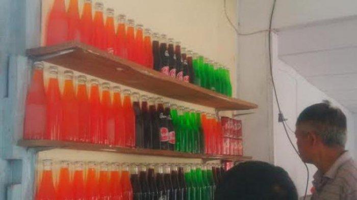 Bravo, Minuman Soft Drink Asli Bangka Belitung