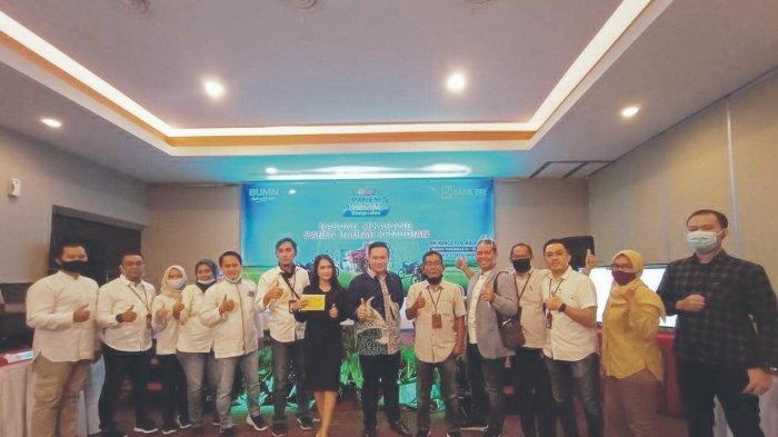 BRI Kanca Pangkalpinang Gelar Panen Hadiah Simpedes Semester I Tahun 2020 Disiarkan Secara Online