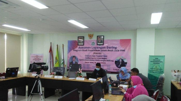 Prodi PIAUD IAIN SAS Bangka Belitung Matangkan Persiapan Asesmen Lapangan