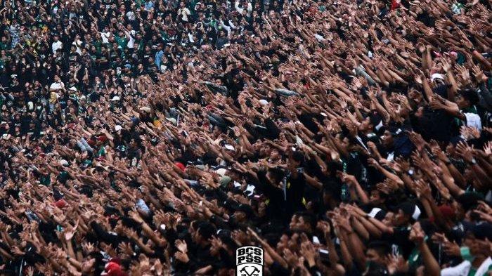 1 dari 5 Suporter Sepakbola Paling Atraktif di Asia Ternyata Pendukung Fanatik PSS Sleman