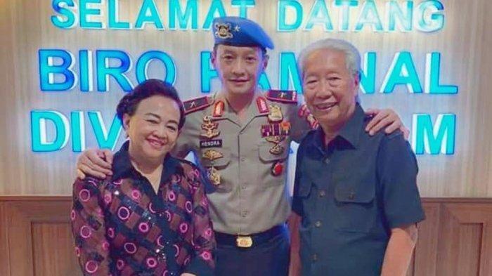 Brigjen Hendra Kurniawan, Jenderal Polisi Pertama Keturunan Tionghoa, Kini di Karopaminal Divpropam