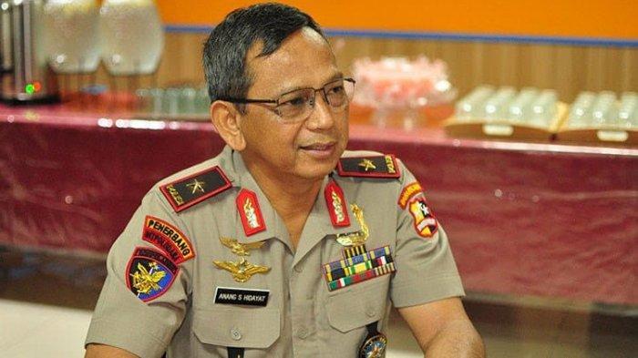 Gantikan Brigjen Pol Istiono, Jabatan Kapolda Babel Dijabat Brigjen Pol Anang Syarif Hidayat