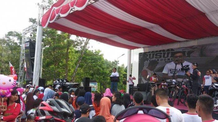 Tolak Kerusuhan, Polda Bangka Belitung Gelar Deklarasi Bersama Masyarakat