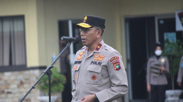 Brigjen Umar Dani Targetkan Vaksinasi 20 Ribu Warga Bangka Belitung Tiap Hari, Stok Vaksin Cukup