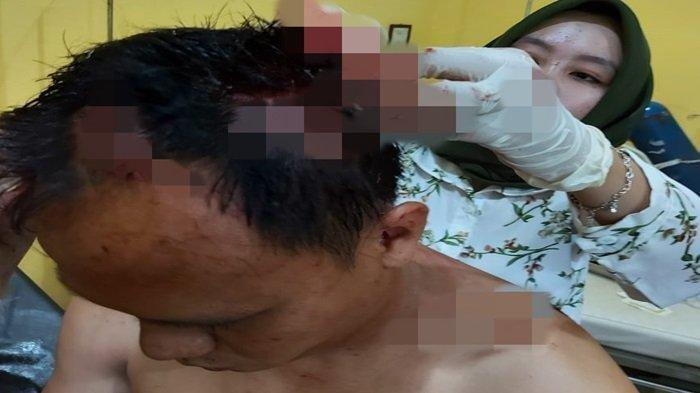 Aksi Heroik Bripka Sudarsih, Kepala Luka Kena Bacok Bandar Narkoba, Pelaku Tewas Kena Tembakan