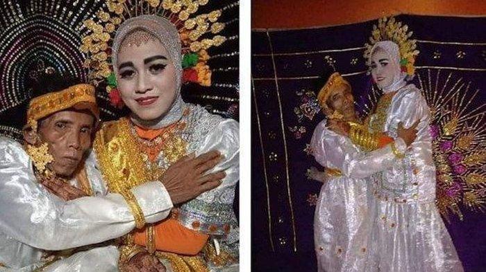 Ditolak saat Lamar Sang Ibu, Kakek Bora Malah Berhasil Nikahi Anaknya Berusia 19 Tahun, Ini Kisahnya