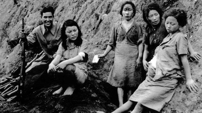 Kisah Pilu Budak Nafsu Tentara Jepang, Sehari Dirudapaksa 50 Tentara, Menolak Organ Intim Dibakar