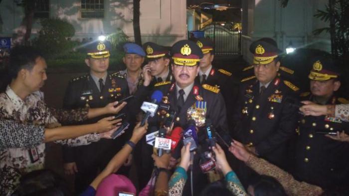 Detik-detik Penembakan di Dekat Rumah Kepala BIN, Budi Gunawan, Terekam CCTV, Ini Kata Saksi Mata