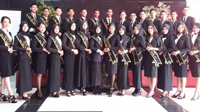 Kepala Disbudpar Babel Sambut Bujang Dayang dari Tujuh Kabupaten/Kota