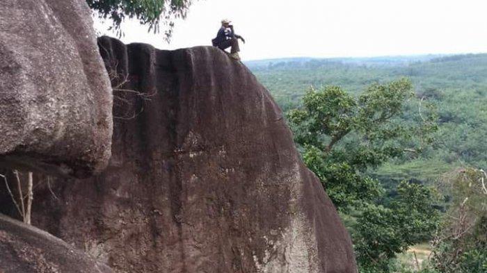 Indah dan Pacu Adrenalin, Pesona Bukit Nibung Muntok