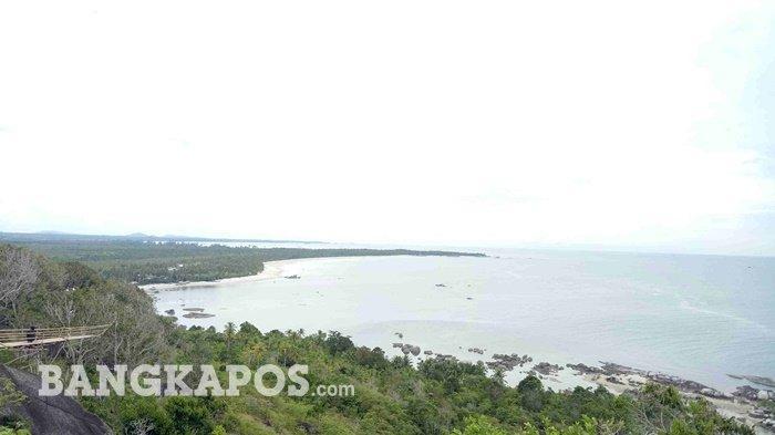 Wiki Bangka- Bukit Pala di Bangka Barat Tawarkan Pemandangan Menakjubkan, Banyak Spot Foto Menarik.