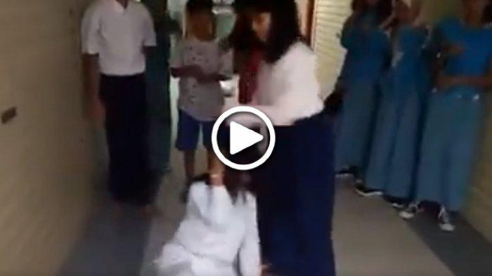 Astaga, Beringasnya Anak-anak Ini, Teman Sendiri Pun Disiksa Terus Dipaksa untuk Sujud