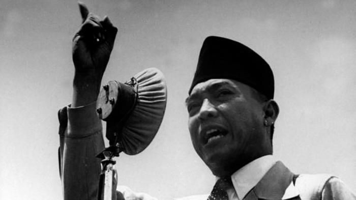 Presiden I Indonesia, Ir Soekarno