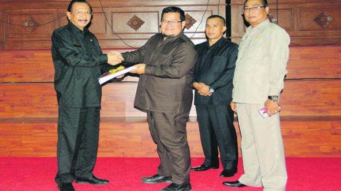 Duka Gubernur Babel Soal Berpulangnya 2 Pejabat Penting di Bangka Barat