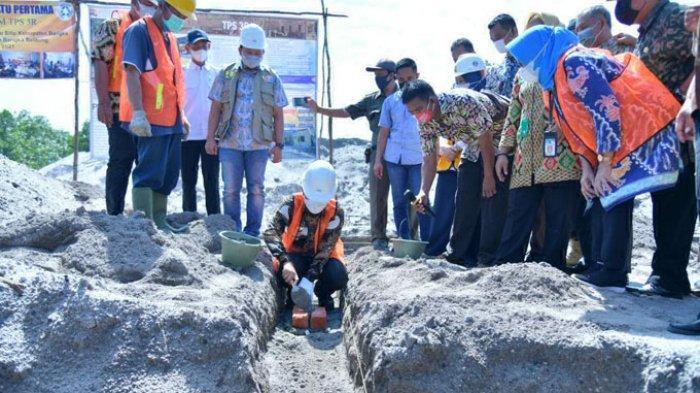 Tempat Pengolahan Sampah 3R di Desa Pugul Dibangun, Masyarakat Dapat Pekerjaan dan Penghasilan