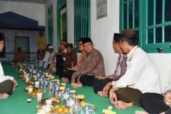 Bupati Bangka Buka Puasa Bersama Masyarakat Jada Bahrin