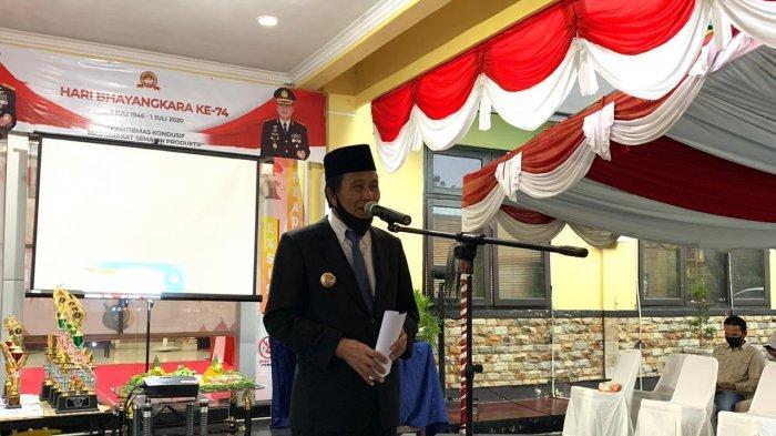 Ibnu Saleh Apresiasi Polres Bangka Tengah Pada HUT ke-74 Bhayangkara