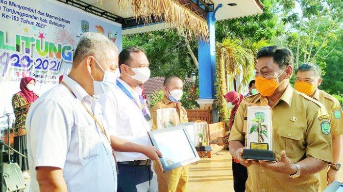 Omzet Pelaku UMKM Capai Rp 250 Juta, Belitung Expo di Pantai Tanjungpendam