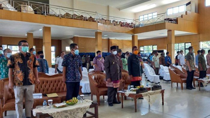 Belitung Gelar FGD I dan II RDTR Kawasan Perkotaan Tanjungpandan