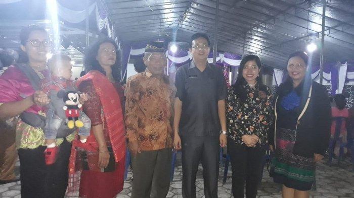 Bupati Markus dan Ketua FKUB Hadiri Perayaan Natal GPIB Bethesda Muntok