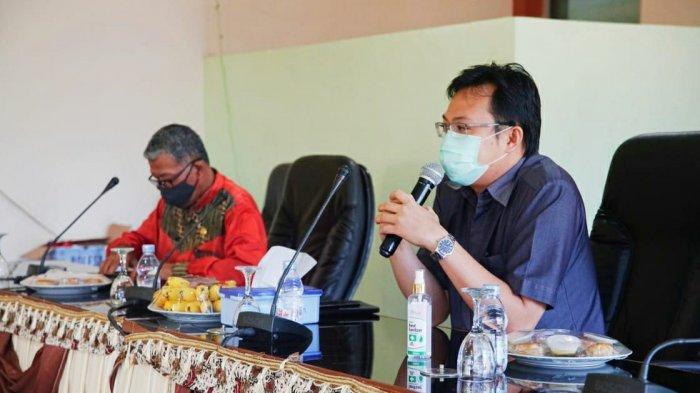 Markus Perjuangkan Tambahan BST ke Kemensos untuk Warga Bangka Barat