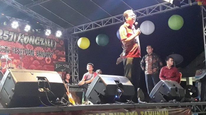 Hadiri Perayaan Cap Go Meh di Parittiga, Markus Berpesan untuk Jaga Persatuan di Tengah Keberagaman