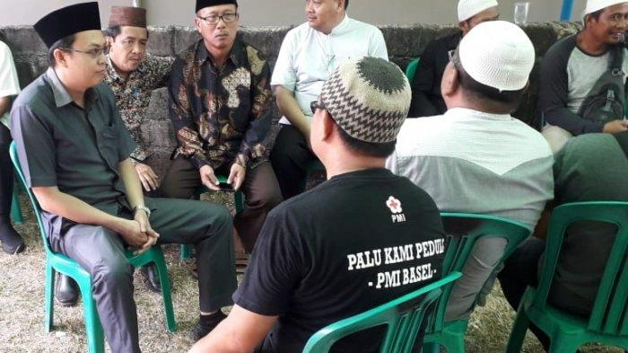 Bupati Markus Melayat Meninggalnya Anggota Presidium Bangka Barat