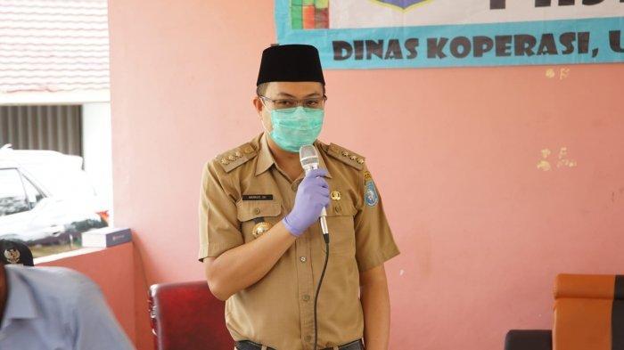 Bangka Barat Zona Hijau Covid-19, Markus Minta Warga Tetap Patuhi Protokol Kesehatan