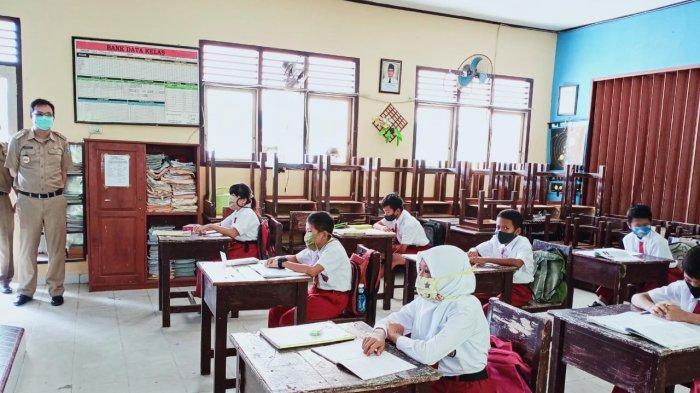 Belajar Tatap Muka Mulai Januari 2021, Berikut Daftar Fasilitas Wajib Disediakan Sekolah