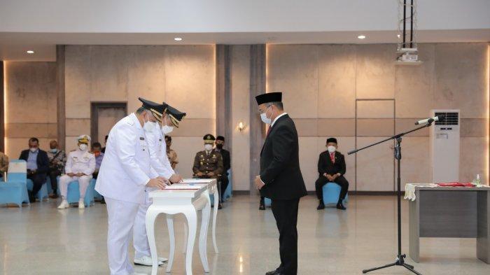 Ini Pesan Gubernur Bangka Belitung untuk Bupati dan Wakil Bupati Bangka Barat Terpilih