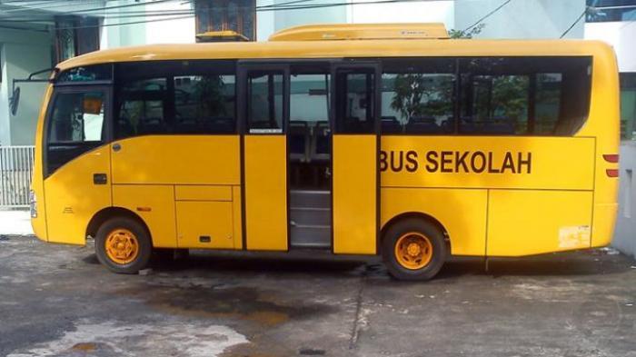 Dinas Pendidikan Upayakan Bus Sekolah Dapat Akses Semua Wilayah di Bangka Tengah