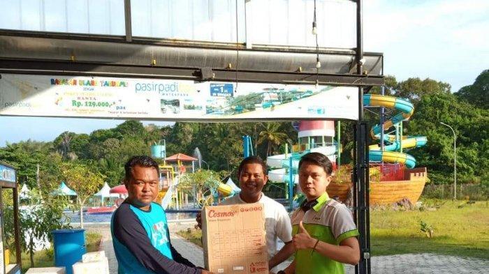 Pasir Padi Bay Gandeng Fitbar Rayakan HUT RI, Ada Doorprize Menarik Bagi Pengunjung Beruntung