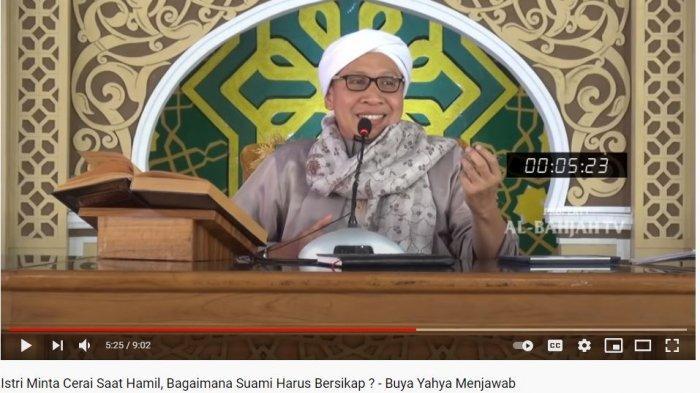 Buya Yahya Beri Penjelasan Mengapa Malam Lailatul Qodar Disembunyikan