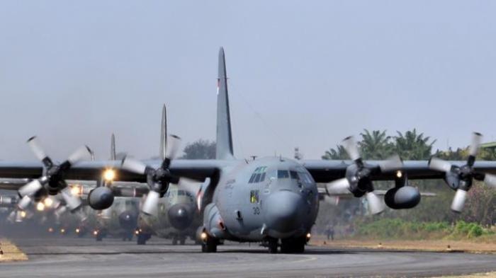 Indonesia Ternyata Negara Pertama yang Mengoperasikan Pesawat Hercules Selain AS