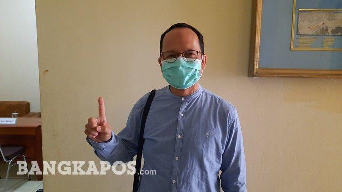 Algafry Rahman dan Tim MasihTunggu Hasil Pleno KPU Bangka Tengah, Belum Mau Sebut Menang