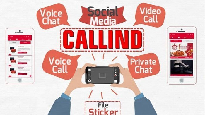 Lebih Canggih dari WhatSapp, Undang Teman Pakai Callind Aplikasi Karya Gadis Kebumen Bisa Dapat Duit